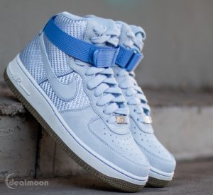 $67.47 Nike Women's Air Force 1 Hi Premium Collection @ Nike Store