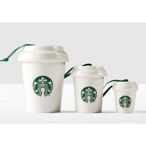 Nesting Cups Ornaments | Starbucks® Store