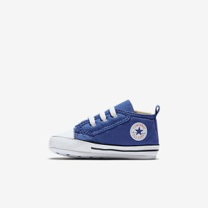 Converse Chuck Taylor All Star (0-4c) Infant Bootie. Nike.com