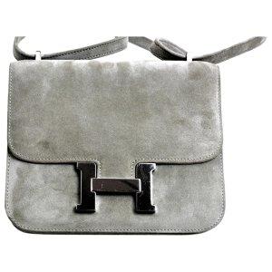 ecru Plain Leather HERMÈS Handbag - Vestiaire Collective