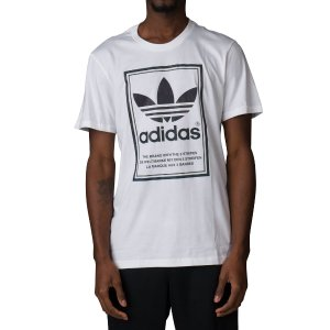 Adidas XENO FRAMED TEE - White | Jimmy Jazz - AY9602-100
