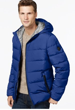 Up to 77% Off Select Men's Down Jackets @ macys.com