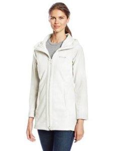 From $16.69 Columbia Women's Benton Springs II Long Hooded Jacket