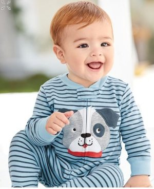 50% Off + Extra 20% OffCarter's Kids and Baby Styles @ macys.com