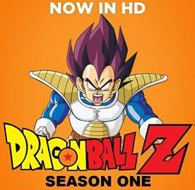 FreeDragon Ball Z Season 1