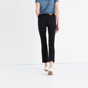 Cali Demi-Boot Jeans in Kane Wash