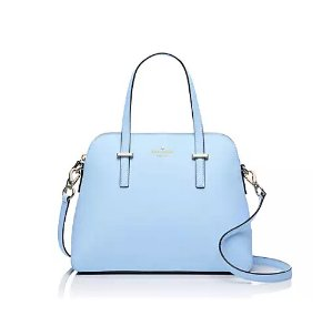 Up to 50% Off + Extra 25% Off Macaron Blue Handbags & Wallet @ kate spade