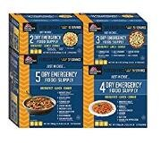 From $28.99 Select Mountain House Emergency Food Kits @ Amazon