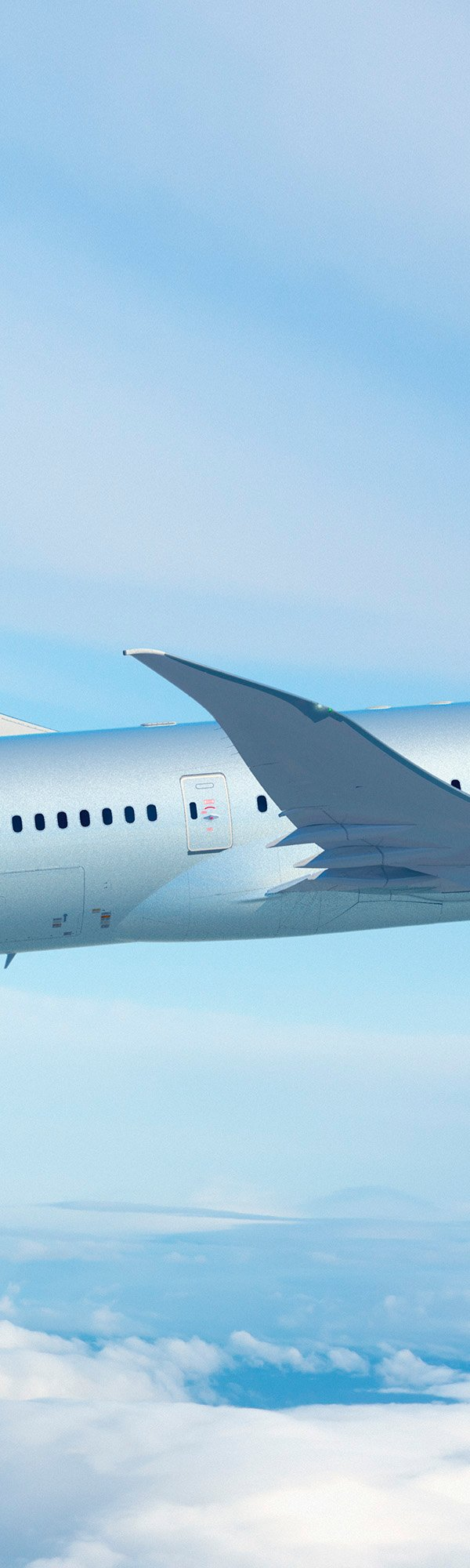 美国航司的航班多数都配有机上wifi服务.
