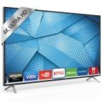 $449 VIZIO 55 Inch LED Smart TV E40-C2 HDTV