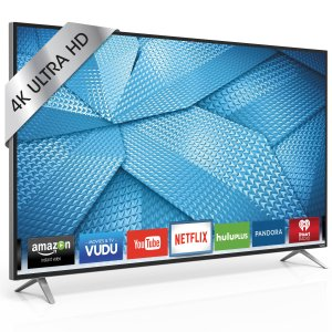 $449 VIZIO 55 Inch LED Smart TV E40-C2 HDTV