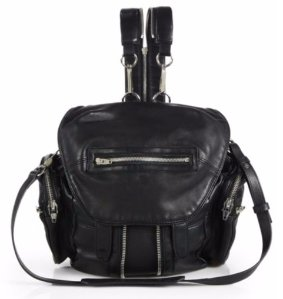 Alexander Wang Marti Mini Leather Backpack @ Saks Fifth Avenue