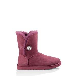 UGG Women's Bailey Button Bling Boots