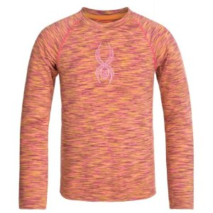 Spyder Space-Dye Shirt (For Little and Big Girls)