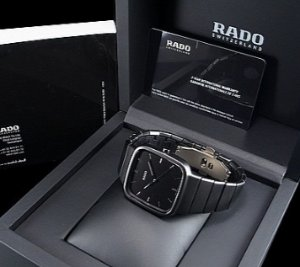 Rado Men's R5.5 Watch R28888152 (Dealmoon Exclusive)