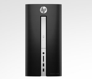 $499HP Pavilion Desktop (i5-6400T, 12 GB, 1 TB)