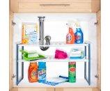 Stalwart Adjustable Under Sink Shelf Organizer Unit - Walmart.com