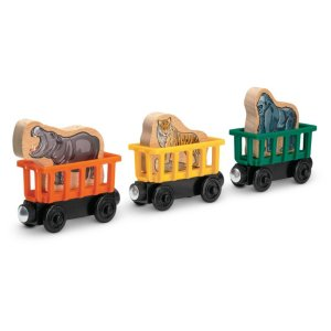 Thomas & Friends™ Wooden Railway Percy and the Little Goat Accessory Pack | BMF71 | Fisher Price