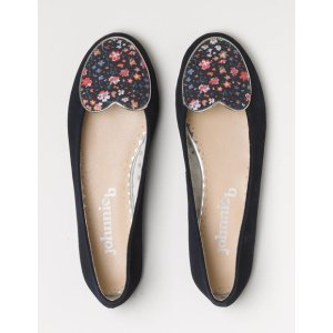 Heart Ballet Flats 60027 Shoes at Boden