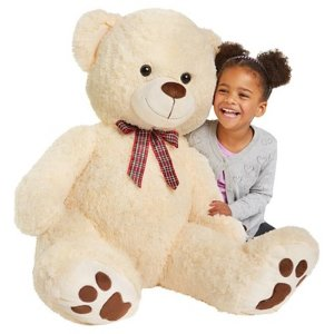 $10 3-ft. giant bear