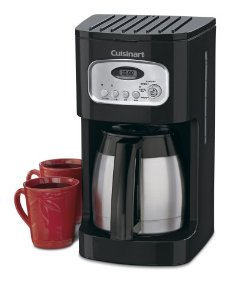 Cuisinart DCC-1150BK 10-Cup Classic Thermal Programmable Coffeemaker