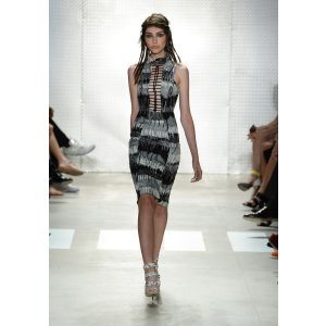 Drip Charm Dress - Dresses | Nicole Miller