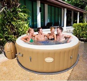 $299.99限今天!Bestway SaluSpa 户外充气热水浴缸