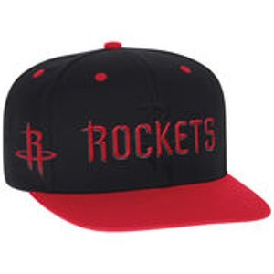 Men's Houston Rockets adidas Black 2016 NBA Draft Snapback Hat