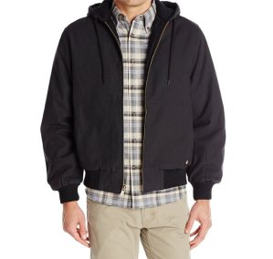 $16.89 Dickies Men's Sanded Duck Jacket, size long