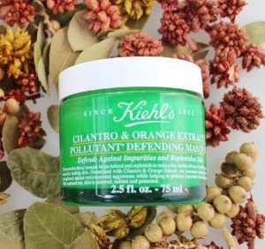 $32 Kiehl's Since 1851 Cilantro & Orange Extract Pollutant Defending Masque @ Bergdorf Goodman