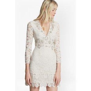 Emmie Lace Embellished Dress