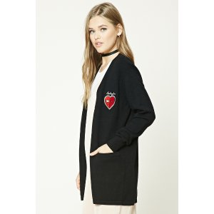 City of Angels Graphic Cardigan