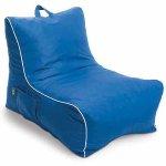 Surf Foam Chair, Blue