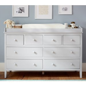 Emerson Extra Wide Dresser & Topper Set | Pottery Barn Kids