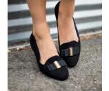 Melissa Shoes Virtue + Jason Clear Black - 6pm.com