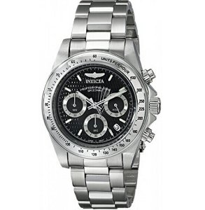 Invicta Men's Speedway 200 Meter Water Resistant Chronograph Watch