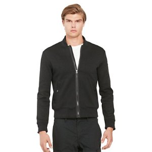 Double-Knit Bomber - Lightweight & Quilted � Jackets & Outerwear - RalphLauren.com