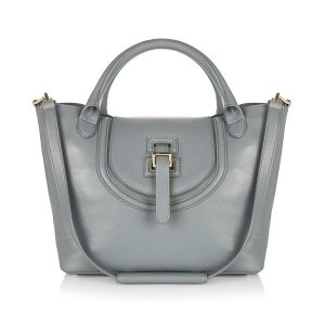 Halo medium tote bag blue heron Double 12 sale