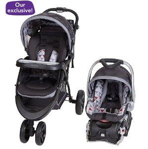 Baby Trend Tri-Flex Travel System - Pyramid