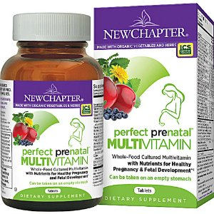 New Chapter Perfect Prenatal® Multi-Vitamin -- 192 Tablets