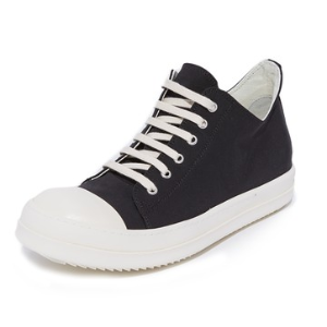 Rick Owens DRKSHDW Low Top Sneakers | EAST DANE | Use Code: GOBIG16 for Up to 25% Off