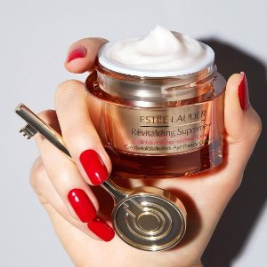 Save $20on any Estee Lauder 1.7oz or larger Revitalizing Supreme+, Resilience Lift or DayWear Moisturizer
