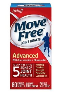 Buy 1 get 1 free Select Schiff Move Free products @ Walgreens