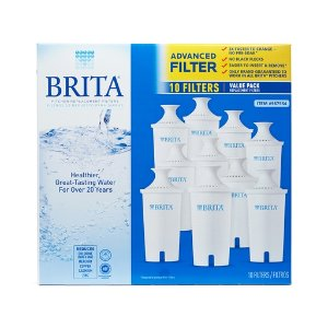 Brita Pitcher Filters 10 Pack