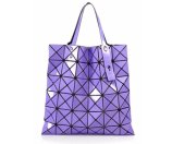 Bao Bao Issey Miyake Lucent Faux-Leather Tote