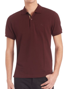 Up to 40% Off Burberry Men Clothes Sale @ Saks Fifth Avenue