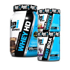 30-Day Strength Building Stack For Women | BPI Sports Nutrition Supplements
