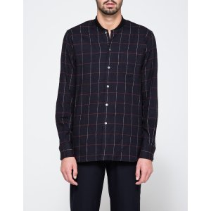 Maison Kitsune James Rib Shirt