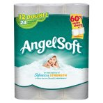 $17.67+Free $5 GC Angel Soft® Toilet Paper 36 Double Rolls @Target