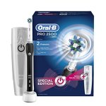 Oral-B Pro 2500 Electric Rechargeable Toothbrush Powered by Braun *2